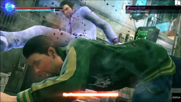 Yakuza Kiwami 2 || Kick