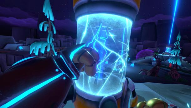 Aftercharge | Extractor