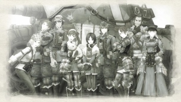 Valkyria Chronicles | Memories