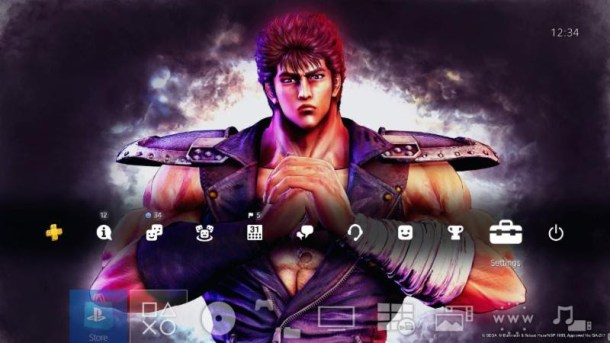 Fist of the North Star: Lost Paradise | Cast Theme 1