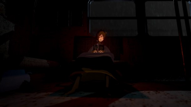 Necrobarista | Dark room