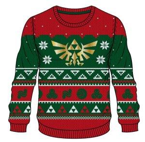 Zelda: Wreath of the Wild sweater