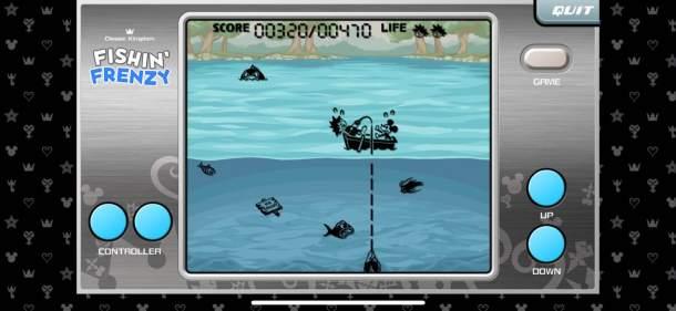 Starlight Keyblade | Fishin' Frenzy