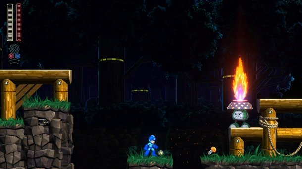 Mega Man 11 | Angry Mushroom