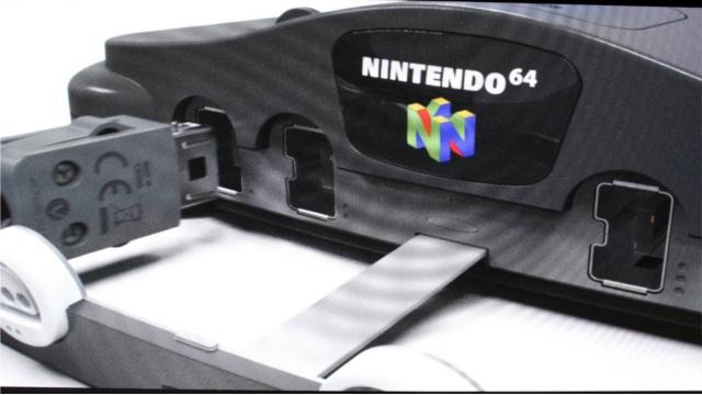 Nintendo 64 Classic controller ports