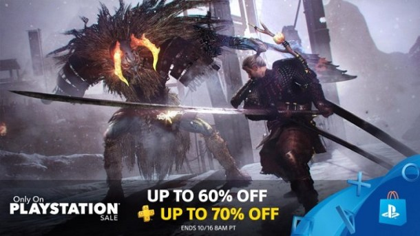 PlayStation Store Exclusives Sale