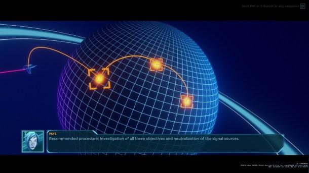 Rigid Force Alpha | Missions