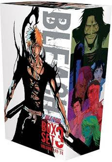 Bleach Manga via Viz Media