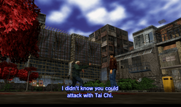 Shenmue II | Jianmin and Ryo