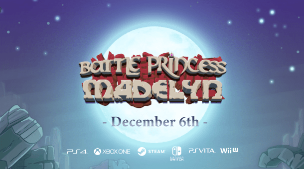 Battle Princess Madelyn release date