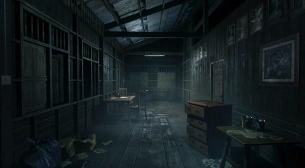 Home Sweet Home | Dark Hallway