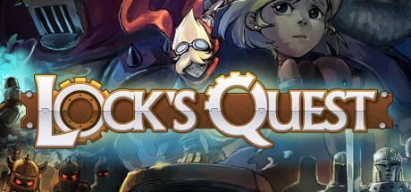 oprainfall | Lock's Quest