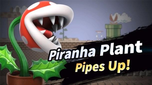 Nintendo Download | Piranha Plant