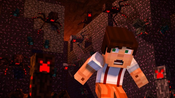 Nintendo Download | Minecraft Story Mode Season 2