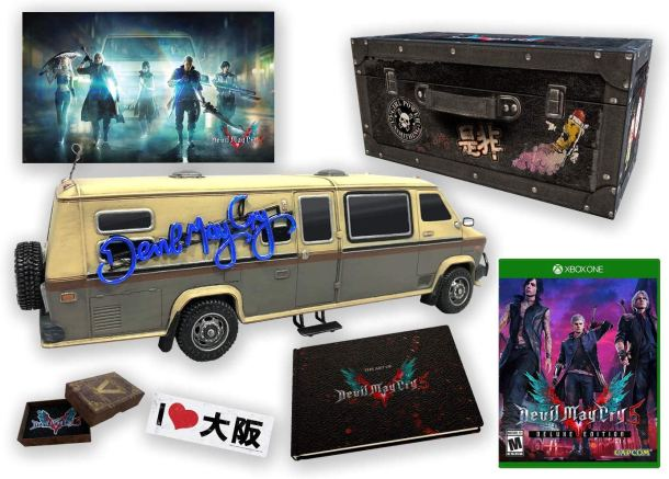 Devil May Cry 5 | Xbox One Collector's Edition