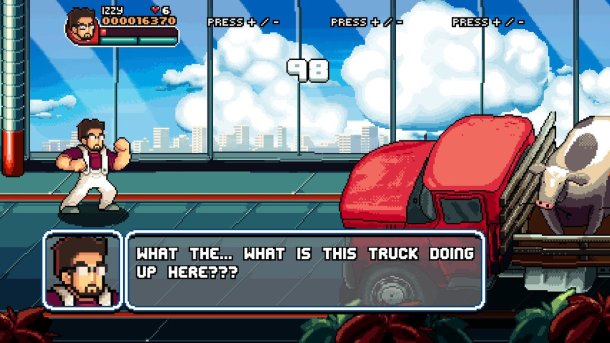 99Vidas | Truck Nonsense