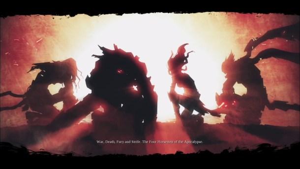 Darksiders 3 | horsemen