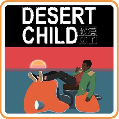 Desert Child | Cover Art