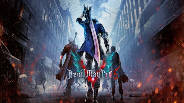 Devil May Cry 5 | Capcom