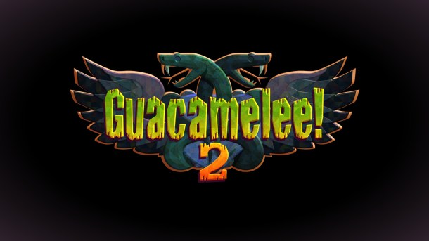 Guacamelee! 2 Title Screen