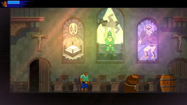 Guacamelee! 2 Updated Design