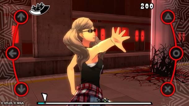 Persona 5 Dancing | Ann