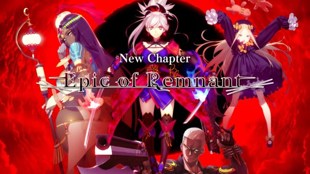 Fate/Grand Order- Epic of Remnant | Visual