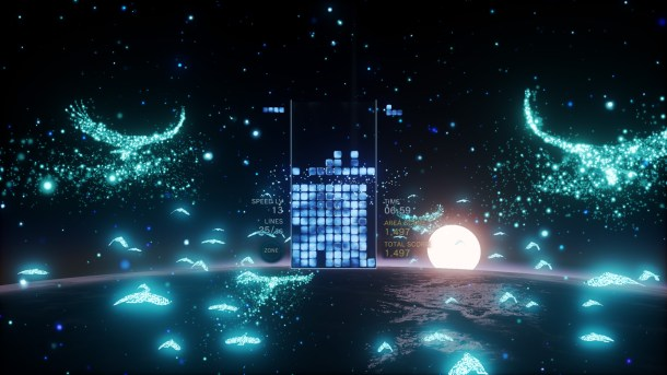 Review Tetris Effect Oprainfall