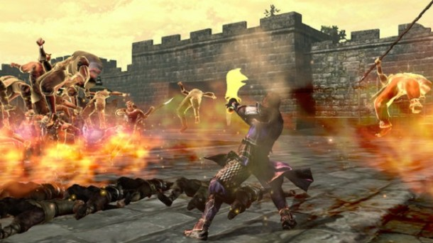 Dynasty Warriors 7: Xtreme Legends Definitive Edition Screen