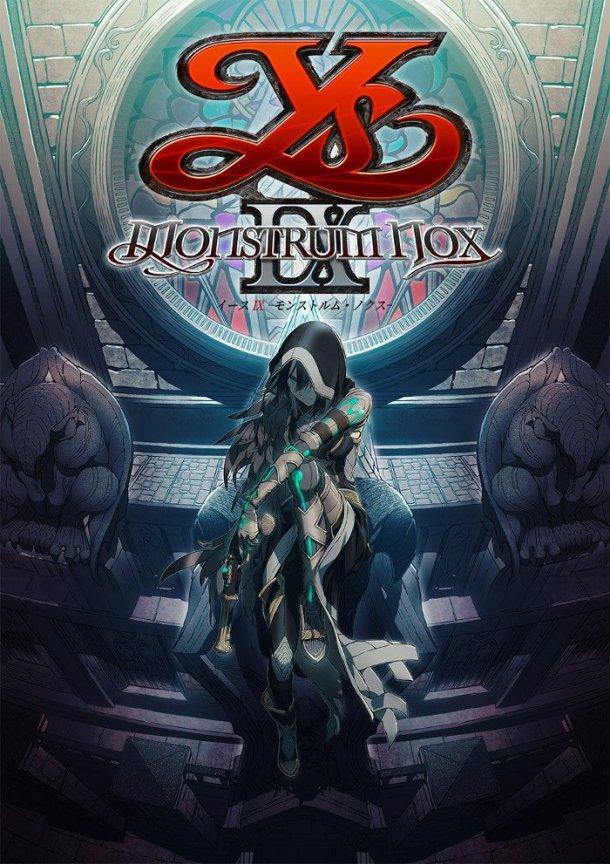 Ys IX: Monstrum Nox | Visual