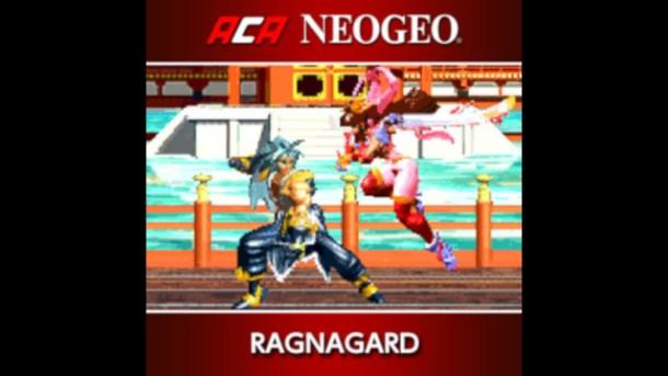 oprainfall | ACA NEOGEO RAGNAGARD