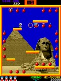 Arcade Archives BOMB JACK Screenshot 1