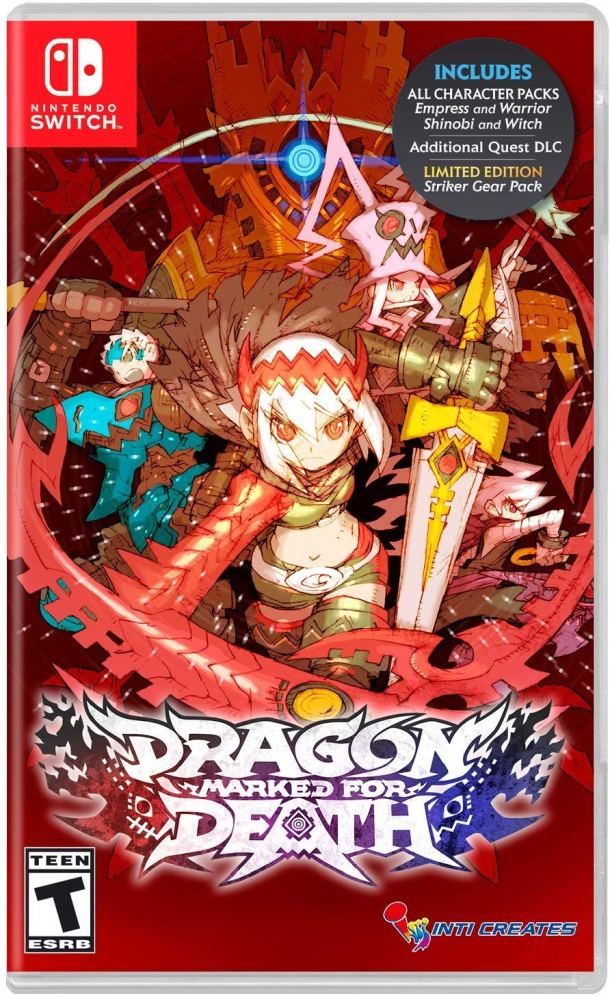 Dragon Marked for Death | Physical Edition