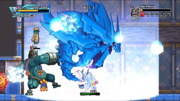 Dragon Marked for Death | Power Up