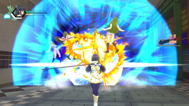 Senran Kagura Burst Re:Newal hits the stage with updated graphics and much more.