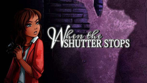 When the Shutter Stops Kickstarter Logo