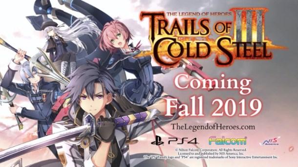 NISA | Trails III announcement