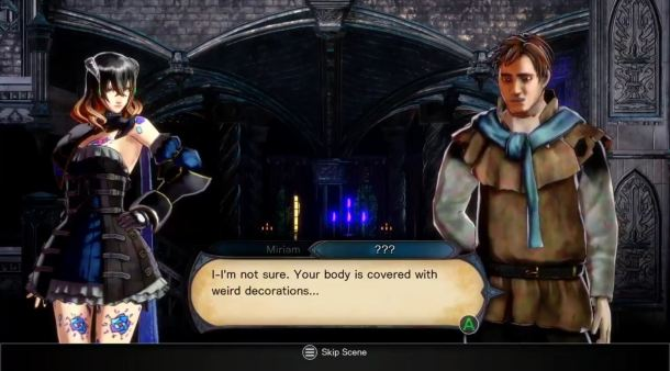 Bloodstained | Dialogue