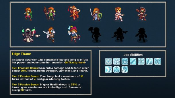 Tangledeep | Character Descriptions