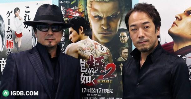 Takaya Kuroda and Daisuke Sato | IGDB