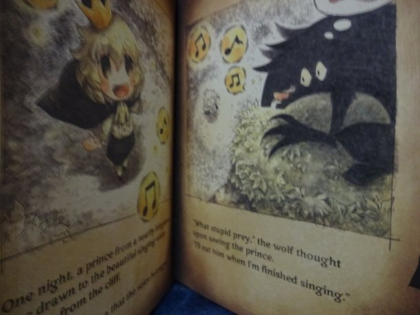 Liar Princess | Booklet