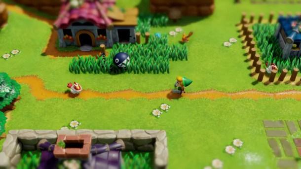 Link's Awakening Remake | Mabe Village