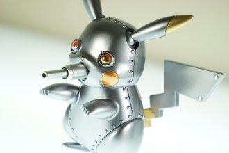 Mecha Pikachu 03