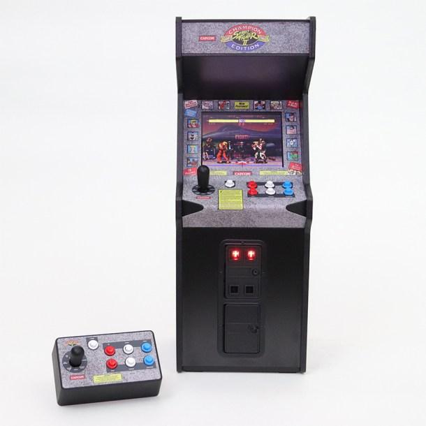 oprainfall | Street Fighter II Replicade