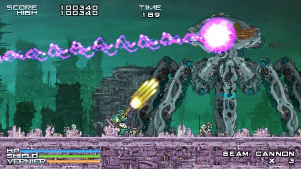 Nintendo Download | GIGANTIC ARMY