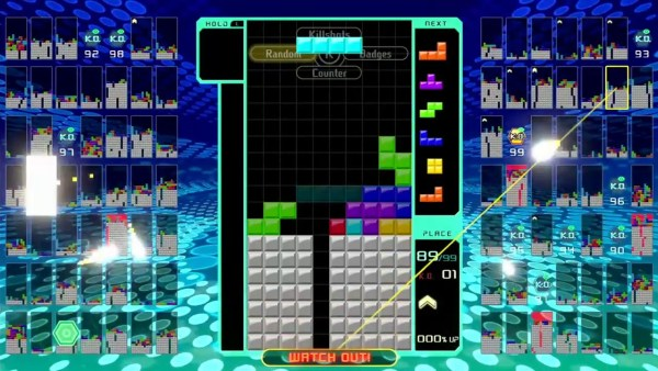 Tetris 99 | Battle