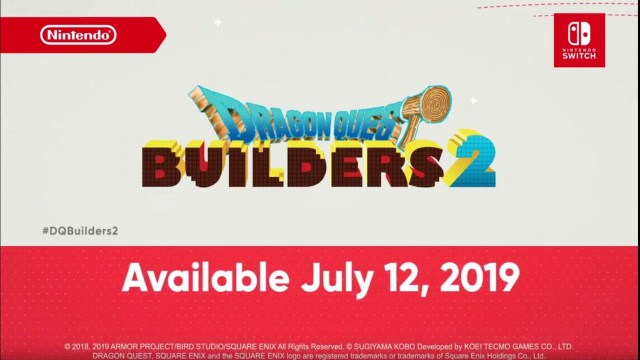 Dragon Quest Builders 2 | Featured