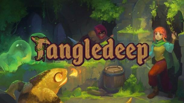Tangledeep | logo