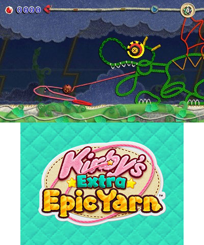 Nintendo Download | Kirby's Extra Epic Yarn