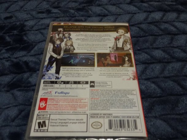 Caligula Effect | Game Box
